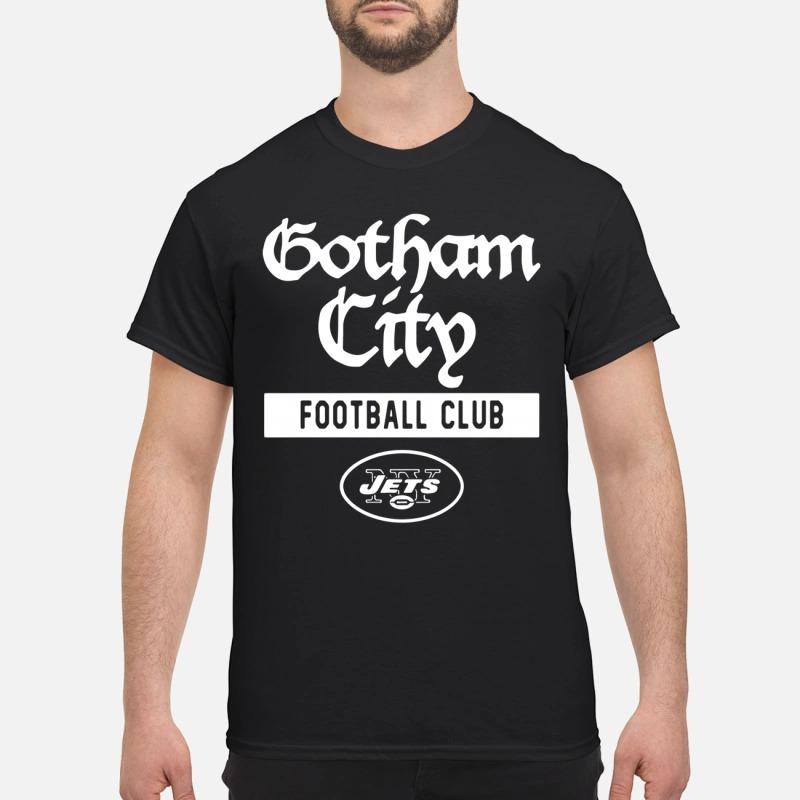 Nike New York Jets Gotham City Football Club Shirt