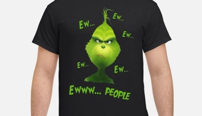 Official Grinch Ew People shirt