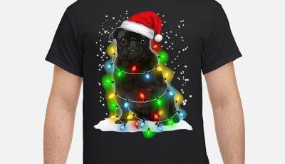 Pug Dog ugly Christmas Sweater