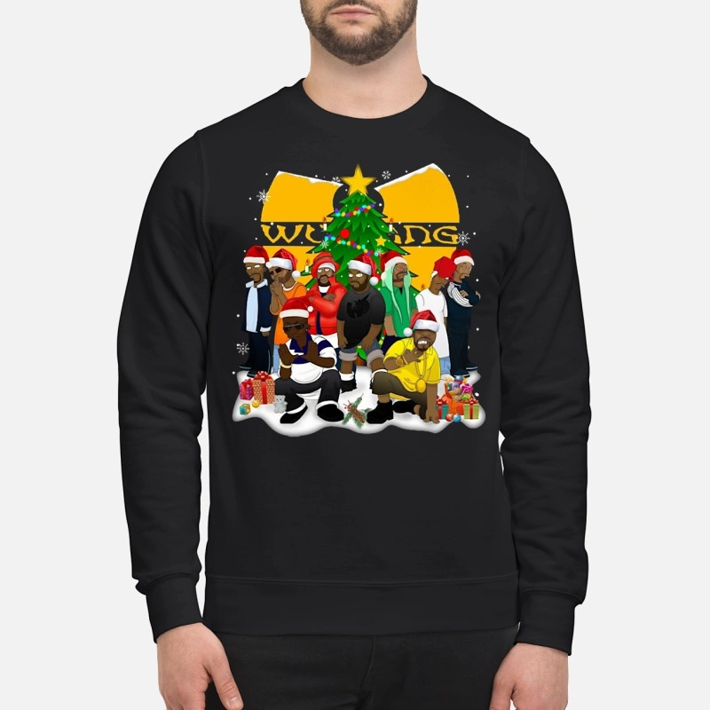 Wu Tang Clan Christmas Sweater