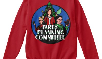 Party planning committee Christmassweater, hoodie and t-shirt
