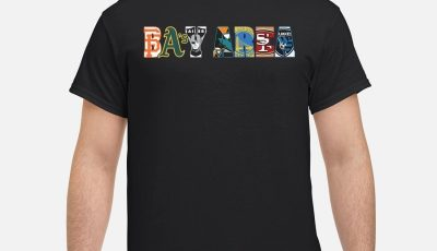 Bay Area Sport Team Shirt