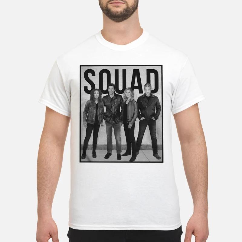 Grey's Anatomy Squad Yang Derek Shepherd Meredith Grey Mark Sloan shirt