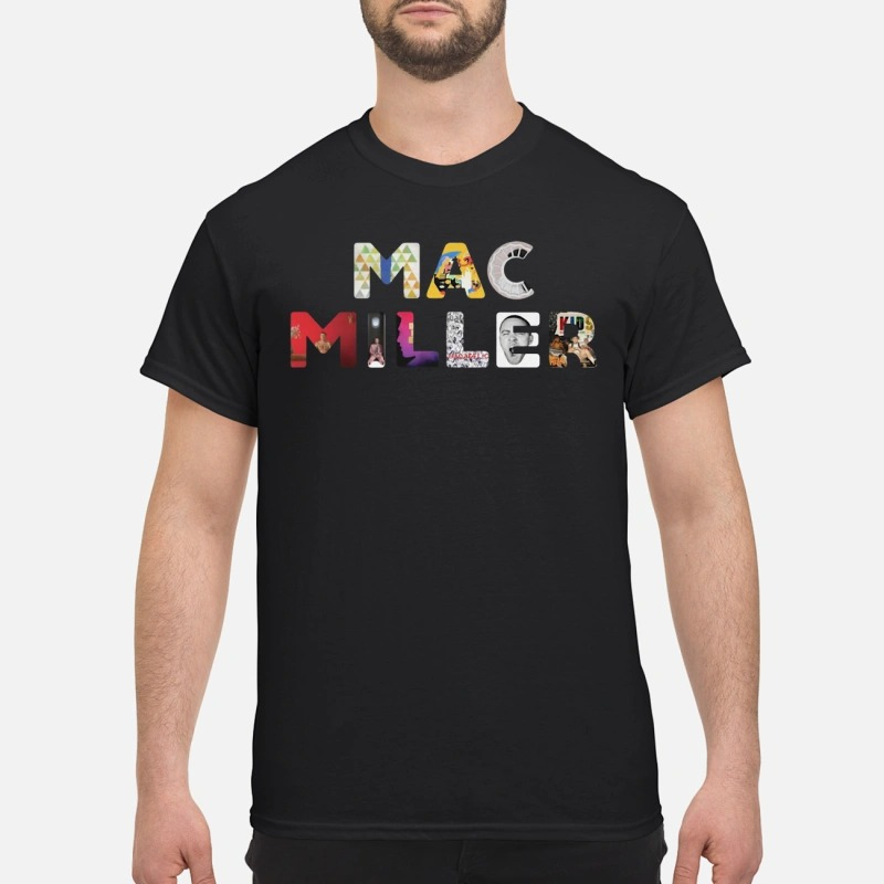 Mac Miller Keep Yours Memories Alive All Album Shirt