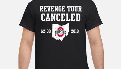 Ohio State Revenge Tour Canceled Shirt