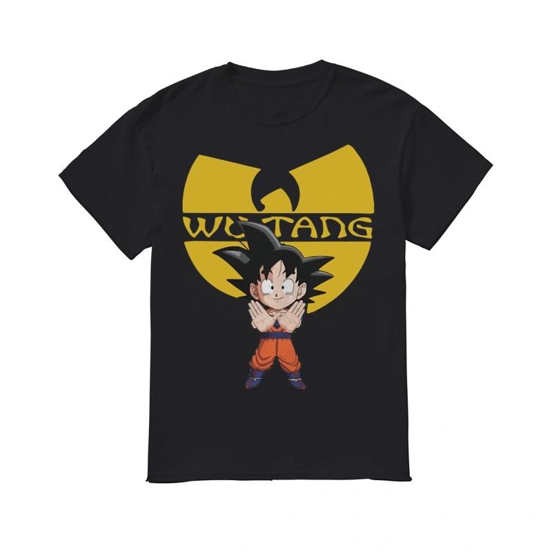 Songoku Wu tang clan shirt
