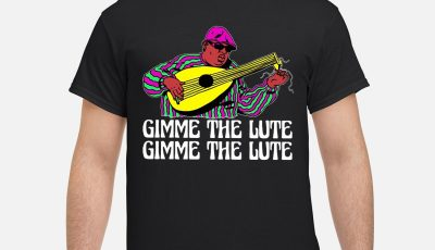 The Notorious B.I.G Gimme The Lute Shirt