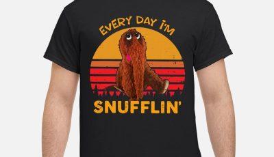 Every day I'm Snufflin' Vintage shirt