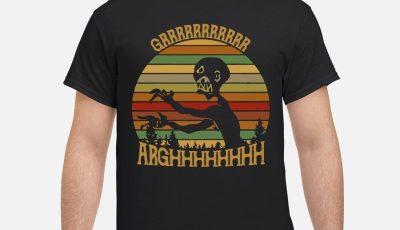 Sunset Grrr Argh shirt