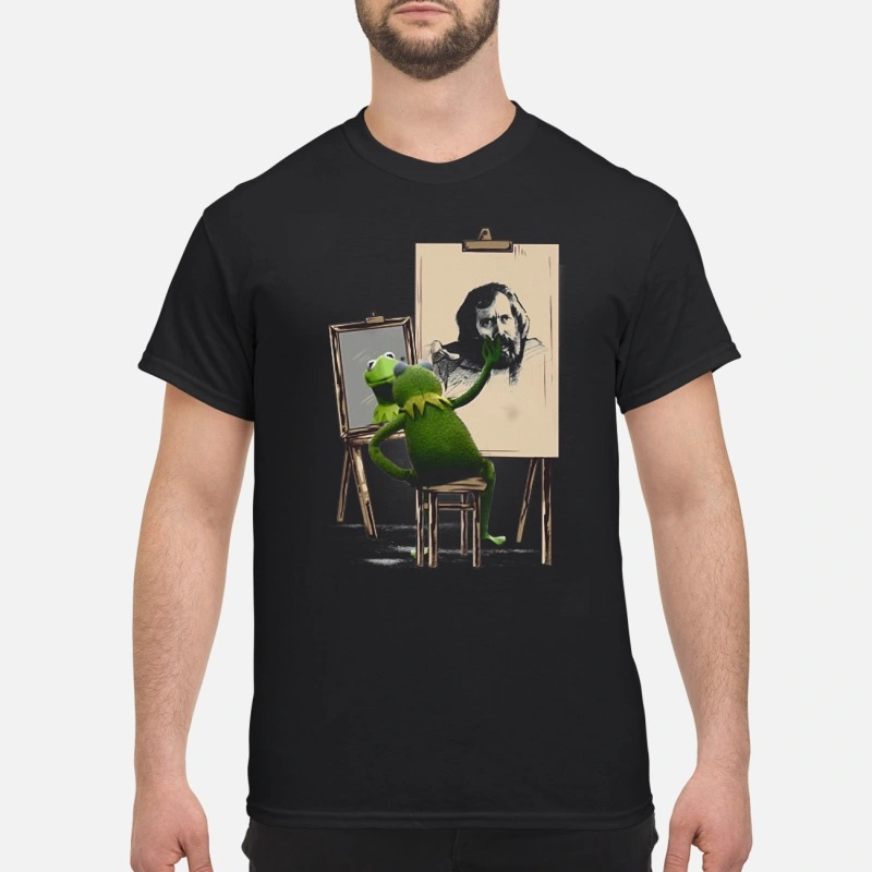 Muppets Painting Jim Henson shirt