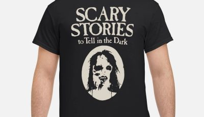 Scary Stories to tell in the Dark shirt