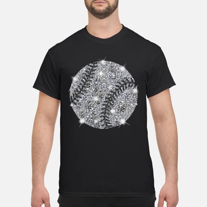 Softball ugly diamond shirt