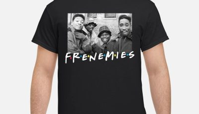 Tupac Shakur Frenemies 2pac shirt