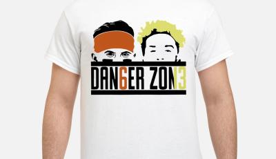 Danger zone 6 Baker Mayfield 13 Cleveland Browns shirt