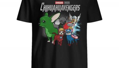 Chihuahua Chihuahua Chihuahuavengers Avenger shirt