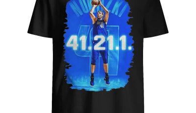 Dirk Nowitzki Dallas Mavericks 2019 NBA All Star Game shirt