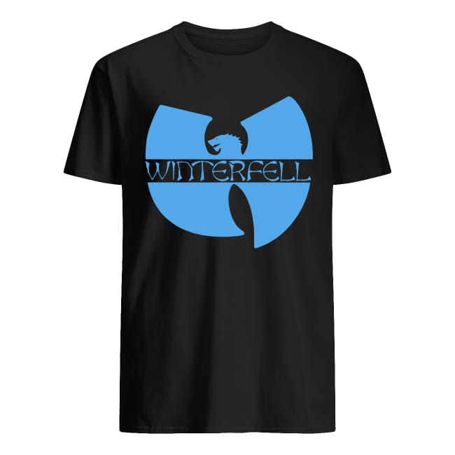 House Stark Winterfell Wu Tang Shirt