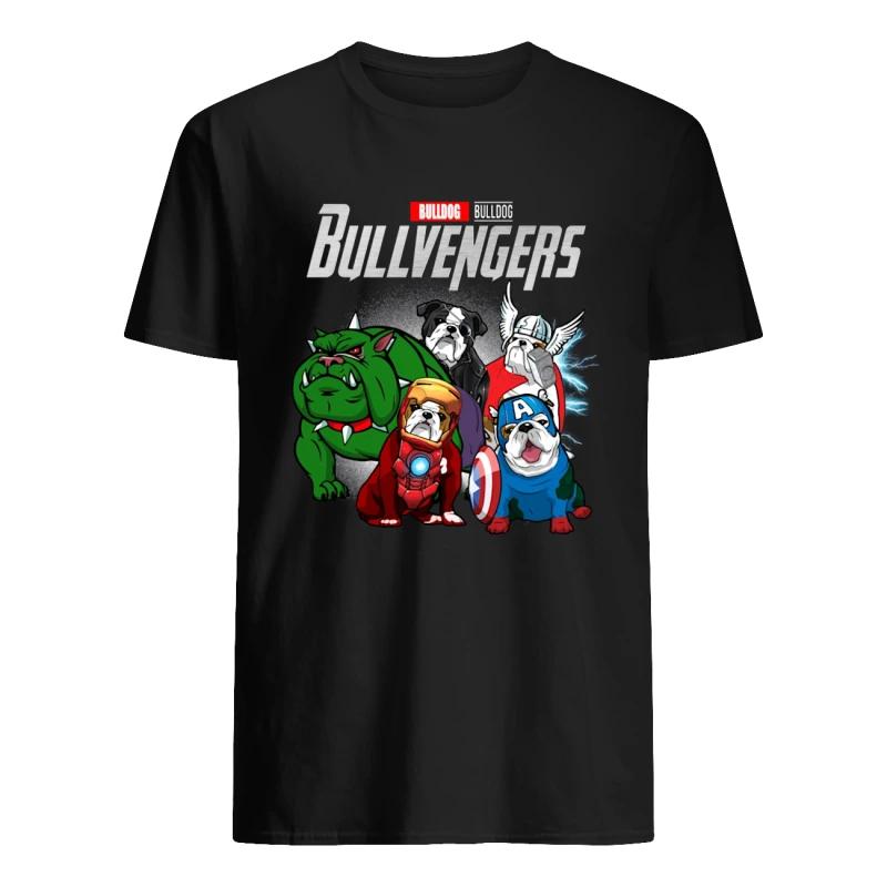 Marvel Avengers Endgame Bulldog Bull Avengers shirt