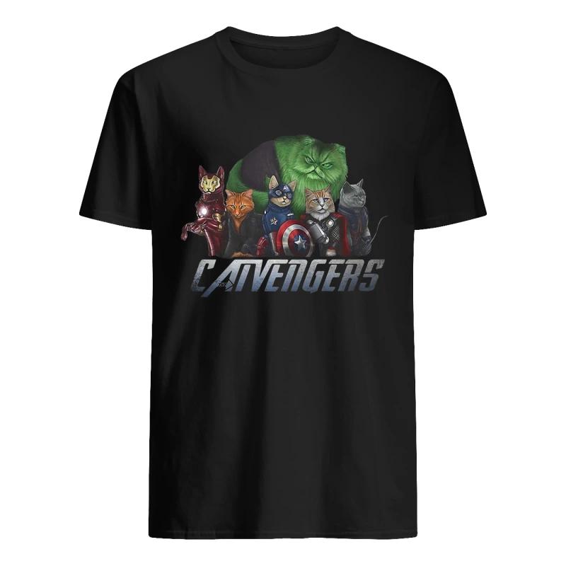 Marvel Catvengers avengers shirt