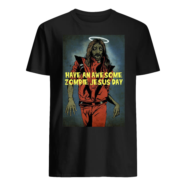 Rob Zombie have an awesome Zombie Jesus day shirt