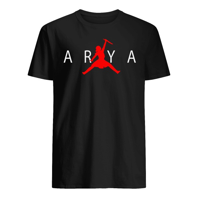 Air Arya Stark Nike Jordan not today shirt