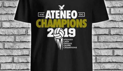 Ateneo champions 2019 shirt