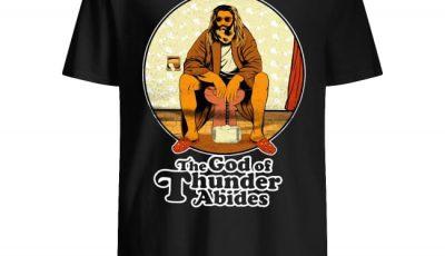 Fat Thor The God Of Thunder Abides shirt