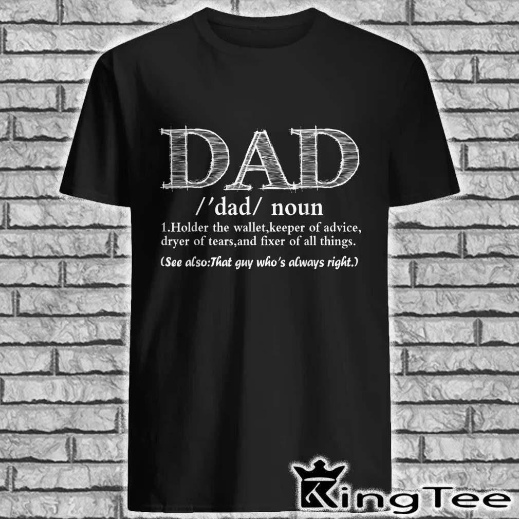 Father's Day T Shirts Father's Birthday shirt