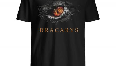 Game Of Thrones Dracarys eye shirt