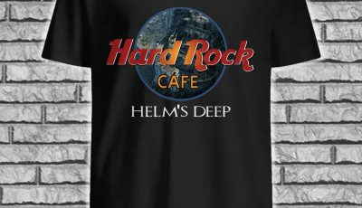 Hard Rock Cafe Helm' Deep Shirt