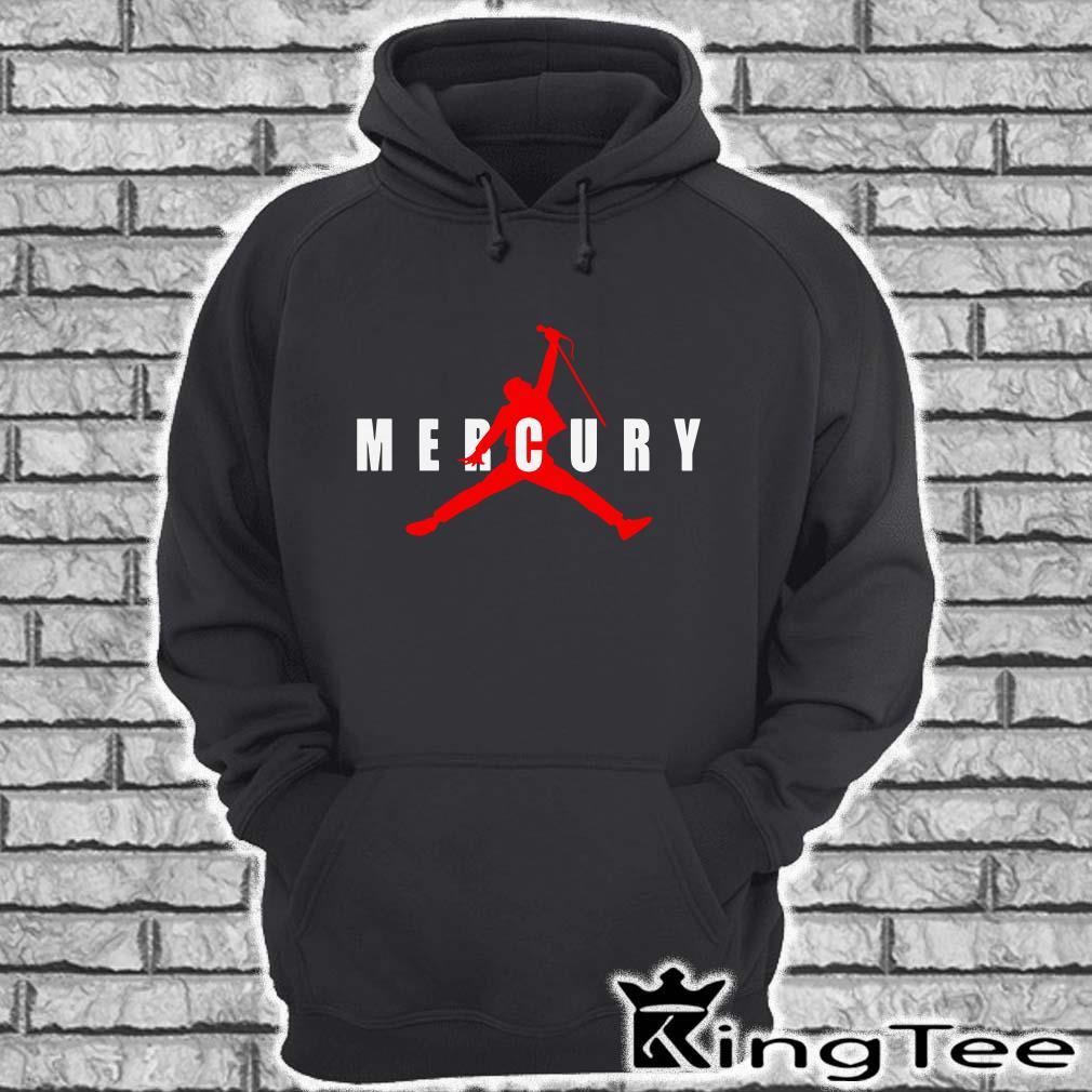 Freddie Mercury Air Jordan hoodie