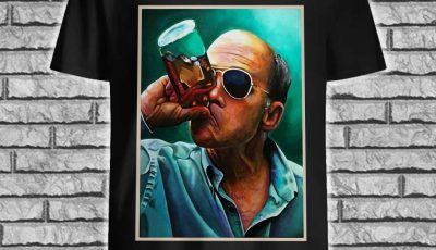 Jim Lahey Liquor John Dunsworth shirt