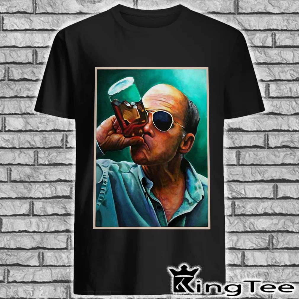 Jim Lahey Liquor John Dunsworth shirt