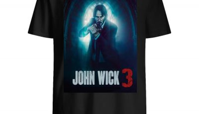 John Wick 3 Parabellum Movie 2019 Shirt