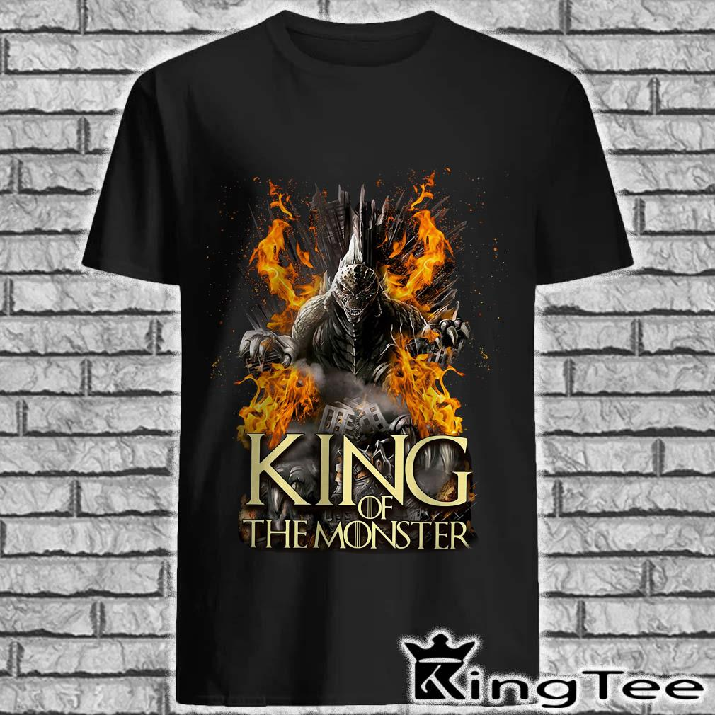 King of the monster Game Of Thrones shirt