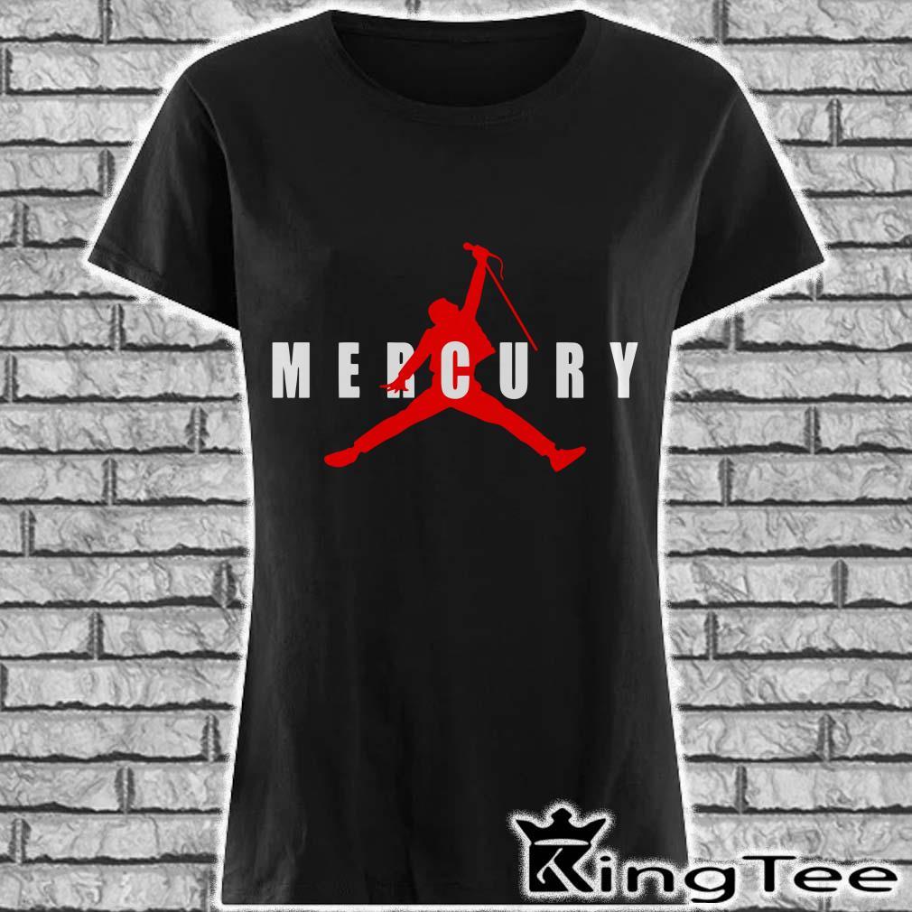 Freddie Mercury Air Jordan ladies