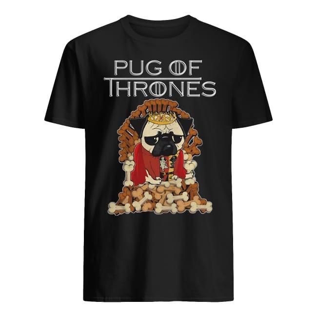 Pug Of Thrones Shirt