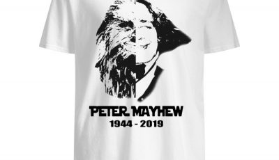 Rip Peter Mayhew 1944-2019 T Shirt