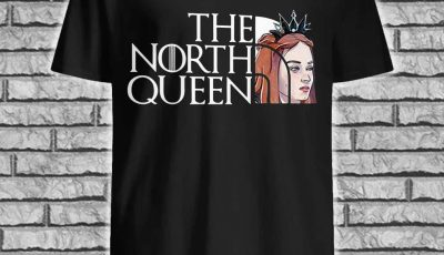 Sansa Stark queen of the North The Borth Face shirt