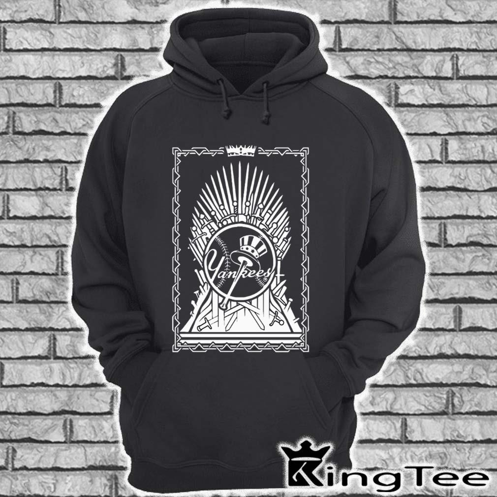 Yankees Game Of Thrones hoodie