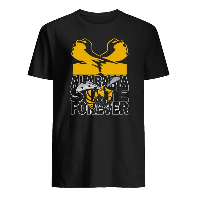 Alabama State forever shirt