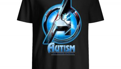 Avengers Autism my super power shirt