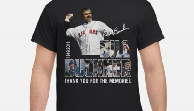 Bill Buckner 1949 2019 thank you for the memories shirt