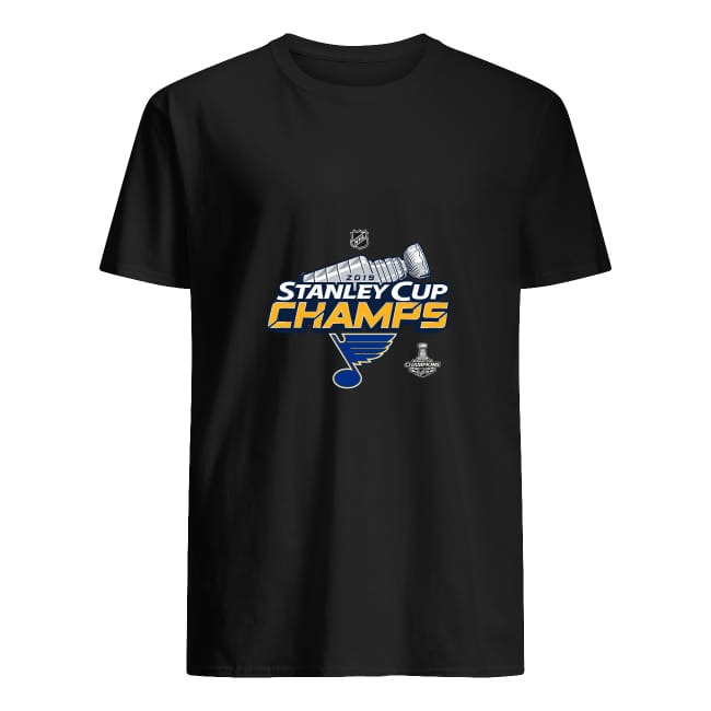 Blues Stanley Cup Champions 2019 T-Shirt