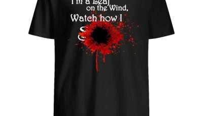 FireflyI 'm a leaf on the Wind watch how I soar shirt