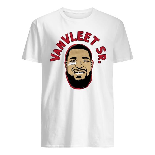 Fred Vanvleet Sr Toronto Raptors Basketball Shirt