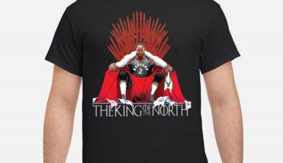 Iron Throne Kawhi Leonard The King Of The North Shirt