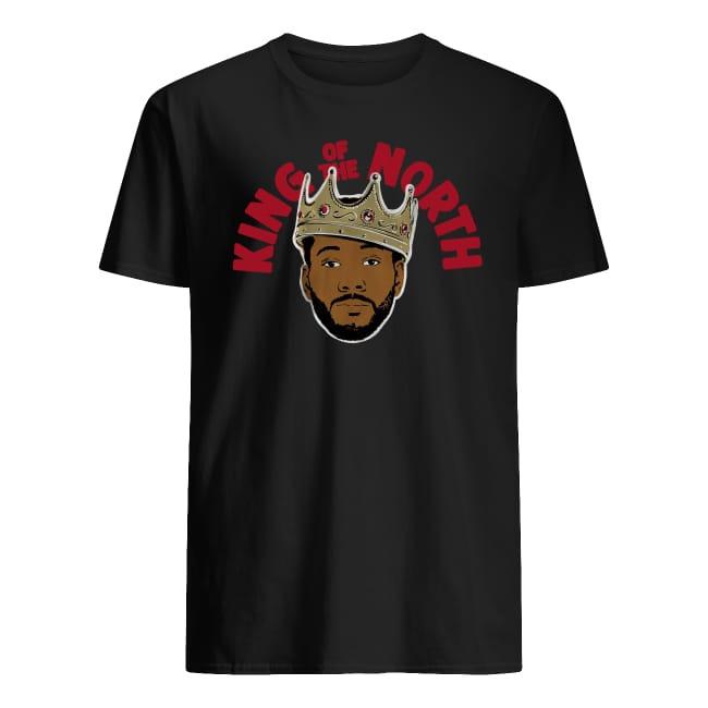 Kawhi Leonard King of the North Toronto Shirt