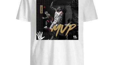 Kawhi Leonard Toronto Raptors 2019 NBA Finals MVP Shirt