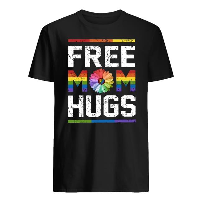 LGBT free mom hugs shirt